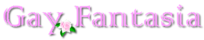 Gay Fantasia website - the home of homo-eroticism